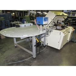 MACHINE A DRESSER ET COUPER par THERMO-STRICTION type MJR.